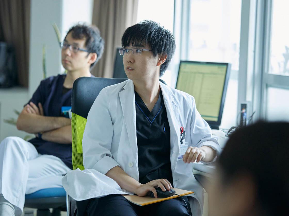 藤田医科大学病院 救急総合内科 研修プログラム イメージ写真